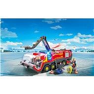 Playmobil 5337 Letiskové hasičský voz