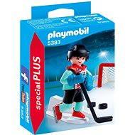 Playmobil 5383 Ice Hockey Training - Building Kit