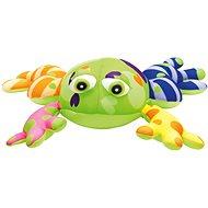 Bino Žába barevná - Plyšová hračka