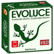 EVOLÚCIA - O pôvode druhov