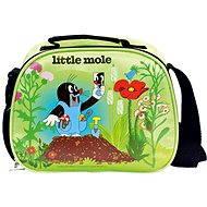Bino Shoulder Bag with Little Feet - Green