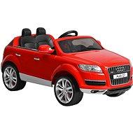 Dětské autíčko Audi Q7 – červené - Elektrické auto