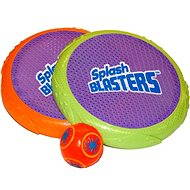 Splash Blaster water bomb flying discs + 2