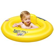 Inflatable Baby Sitting Circle with Backrest - Inflatable Toy