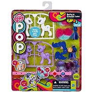 My Little Pony - Pop Deluxe 2 ponies with accessories