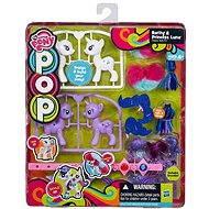 My Little Pony - Pop Deluxe 2 Ponys mit Zubehör