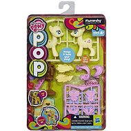 My Little Pony - Pop pony with the equipment in the house - Play Set
