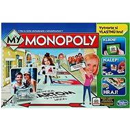 Moje Monopoly SK - Společenská hra