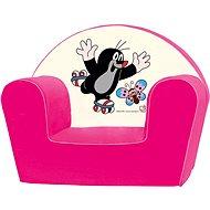Bino Armchair Pink - Mole