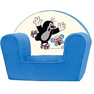 Bino Blau Sessel - Mole