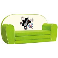 Bino Mini-green sofa - Mole