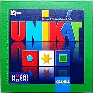 Unikát - Společenská hra