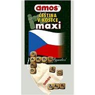 Čeština v kostce MAXI - Vědomostní hra