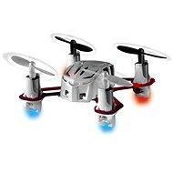 "Mini Quadrocopter ""Nano Quad"" bielo-červená"