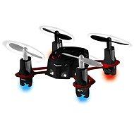 "Mini Quadrocopter ""Nano Quad"" čierno-oranžová"