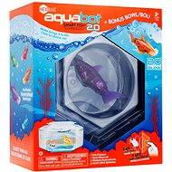 HEXBUG Aquabot LED s akváriom fialový