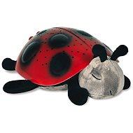 Hvězdná beruška - červená - Plyšová hračka