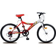 Olpran MTB Lucky white / red