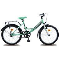 Olpran Dětské kolo MTB Tommy zelené - Kolo