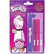 Blow pens for textiles - Hearts Style