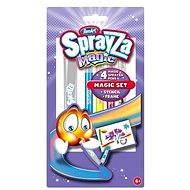 Sprayza - Blowing Magic Markers Set 1