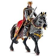 Schleich Dračí rytíř - Král na koni - Figurka