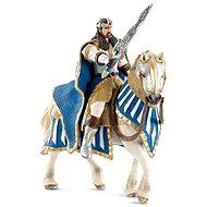 Schleich Rytíř - Král na koni - Figurka