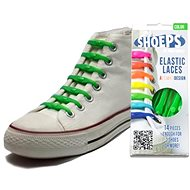 Shoeps - Silicone laces green