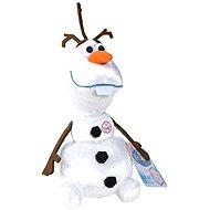 Ledové království - Mluvící plyšová postavička Olaf - Plyšová hračka