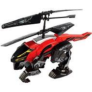 Hubschrauber Heli Beast - Helirobot rot