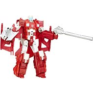Transformers - Transformer with accessories and spare equipment scattershot