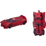 Transformers - Transformation in step 1 Sideswipe