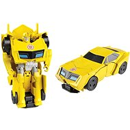 Transformers - Transformation in step 1 Bumblebee