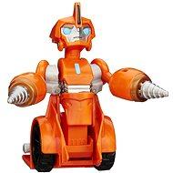 Transformers - Die Transformation in Schritt 1 Fixit