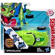 Transformers - Die Transformation in Schritt 1 Springload