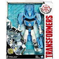 Transformers - Transfomace Rid v 3 krokoch Steeljaw