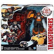Transformers Rid - Súboj miniconů Autobotmi Drift & Jetstorm