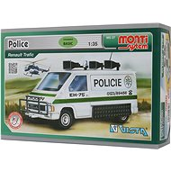 Monti 27 - Police Renault Trafic scale 1:35