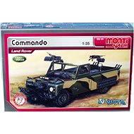 Monti 29 - Commando Land Rover mierka 1:35 - Stavebnica