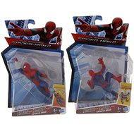 Spiderman - High figurine on the web