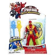 Spiderman - Iron Spider werfen das Netz