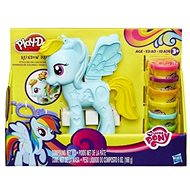 Play-Doh My Little Pony - Rainbow dash and stylish lounge - Creative Kit