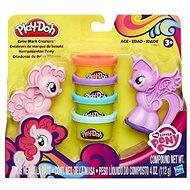 Play-Doh My Little pony - Vytlačovátka ve tvaru poníků