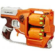 Nerf Zombie Strike - Flipfury - Dětská pistole