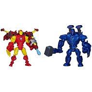 Avengers Hero Mashers- Iron man vs. Iron Monger