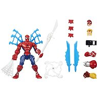 Avengers - Spiderman stretcher with the body