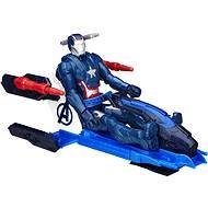 Avengers - Patriot s novým vozidlom