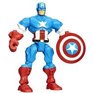 Mashers Held Avengers - Captain America