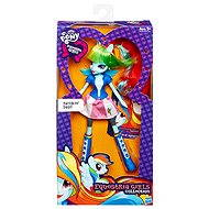 My Little Pony Equestria Girls - Doll Rainbow Dash daily