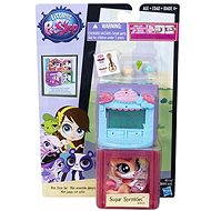 Littlest Pet Shop - mini small house pet with Sugar Sprinkles